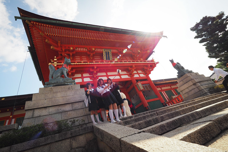 Fushimi Inari Shrine 伏見稻荷大社|京都 Kyoto