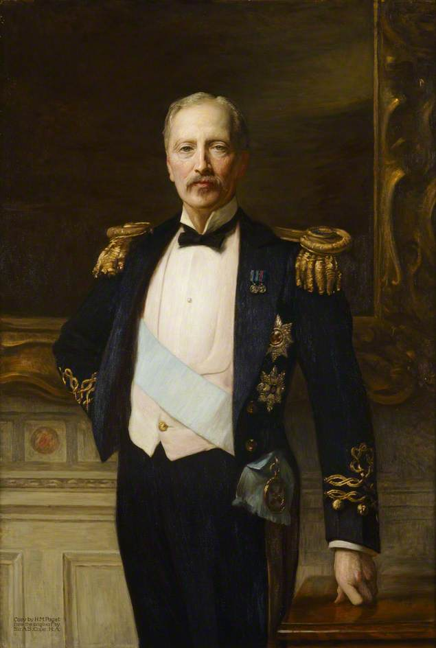 Edward Cecil Guinness (1847-1927), 1st Earl of Iveagh