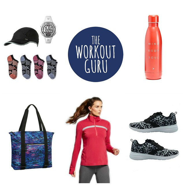 gift guide for the workout guru 2016