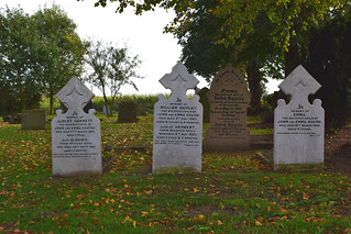 relettered headstones