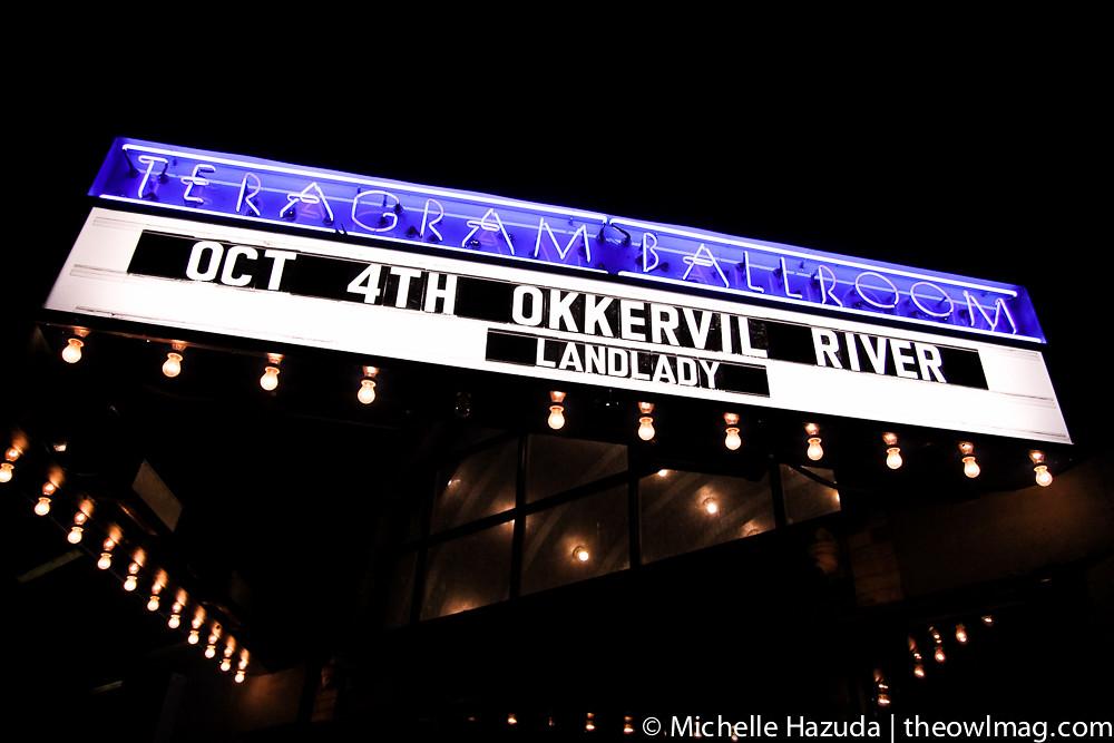 Okkervil River @ Teragram Ballroom, LA 10-04-2016 28