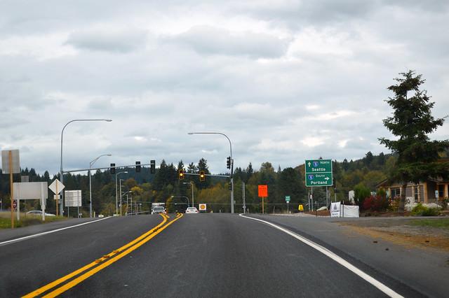 SR 411 @ I-5 & SR 504
