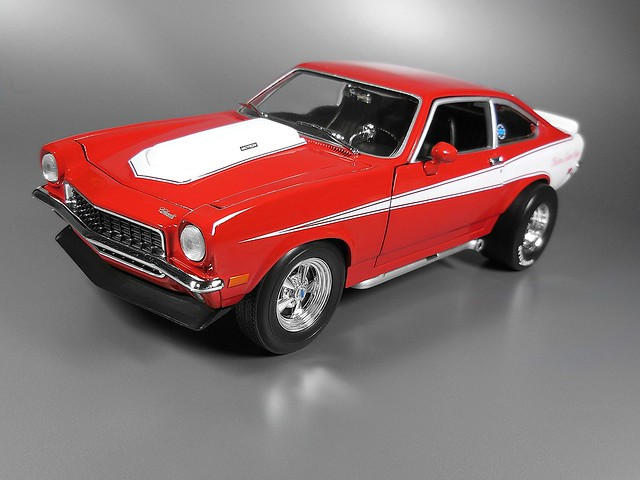 Chevrolet Vega (Baldwin Motion) 1971