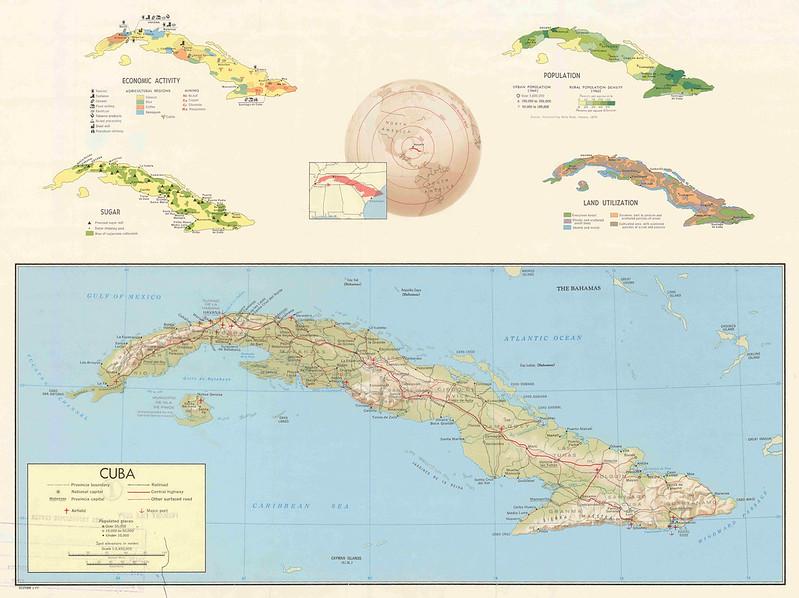 1977 Cuba Country Profile