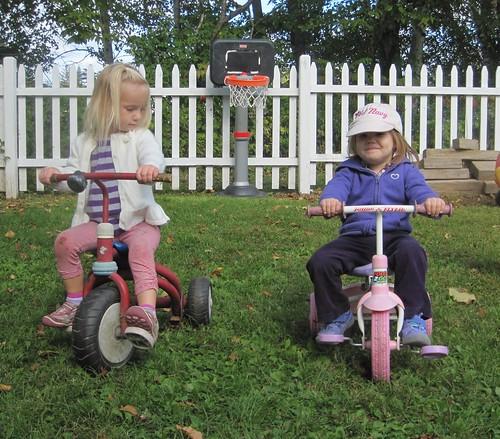 biker girls