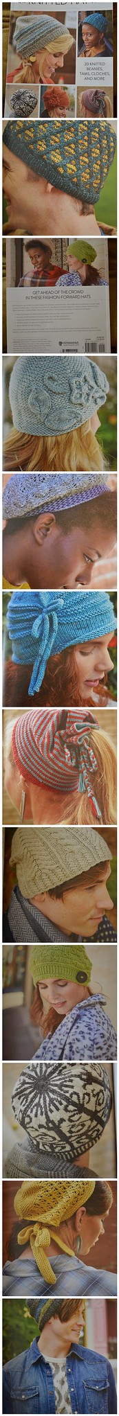 KS: Knitted Hats