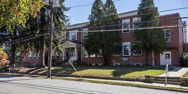Henderson County Public Schools building - 6