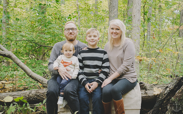 Sheets Family // Fort Wayne, IN