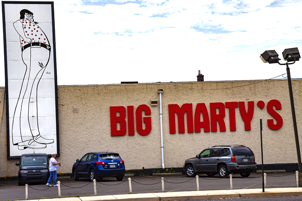 BIG-MARTY'S--Penndel