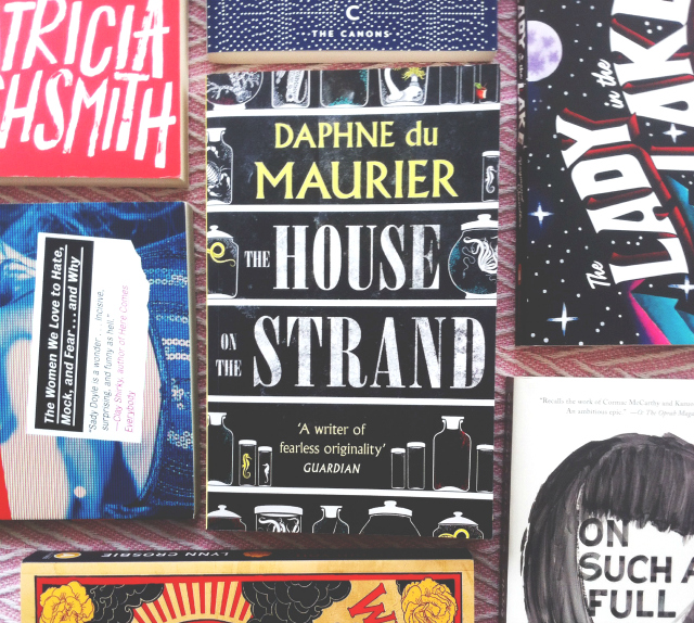 the house on the strand daphne du maurier book blog uk