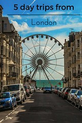 5 daytrips fromLondon England