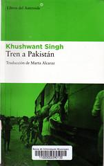 Khushwant Singh, Tren a Pakistán