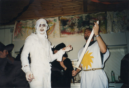 Happyhalloween Party 1995