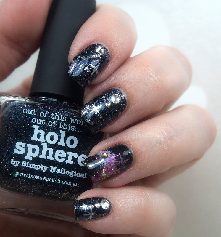 Picture Polish Holo Sphere