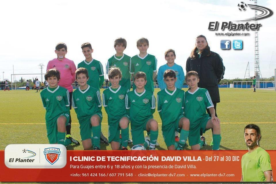 VII Copa Federación Fase* Alevín J5