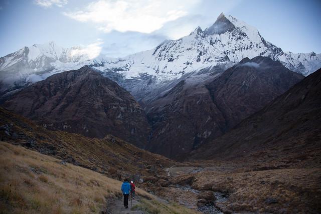Annapurna Base Camp (A.B.C)