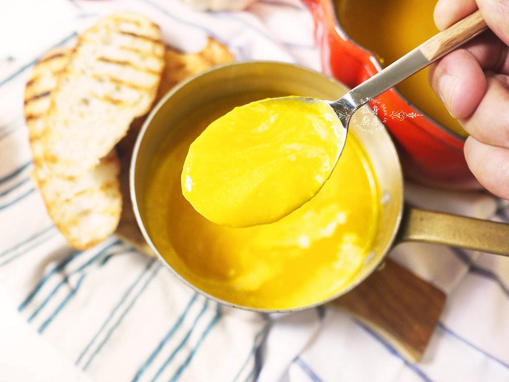孤身廚房-香料南瓜湯42