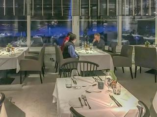 Restaurant Aura by Luis Dias