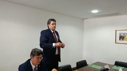 1º/11/2016 - Reunião com o Ministro-Chefe da Casa Civil