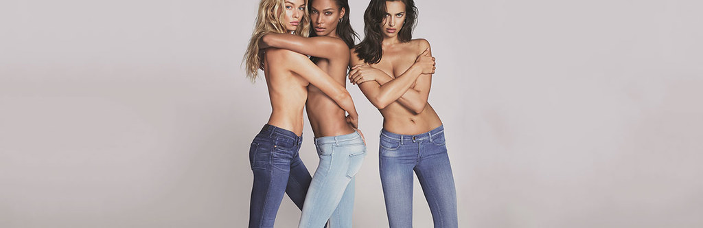 Replay Jeans campaign