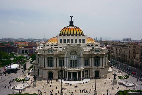 Palacio de Bellas Artes3