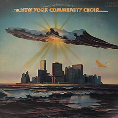 THE NEW YORK COMMUNITY CHOIR:THE NEW YORK COMMUNITY CHOIR(JACKET A)