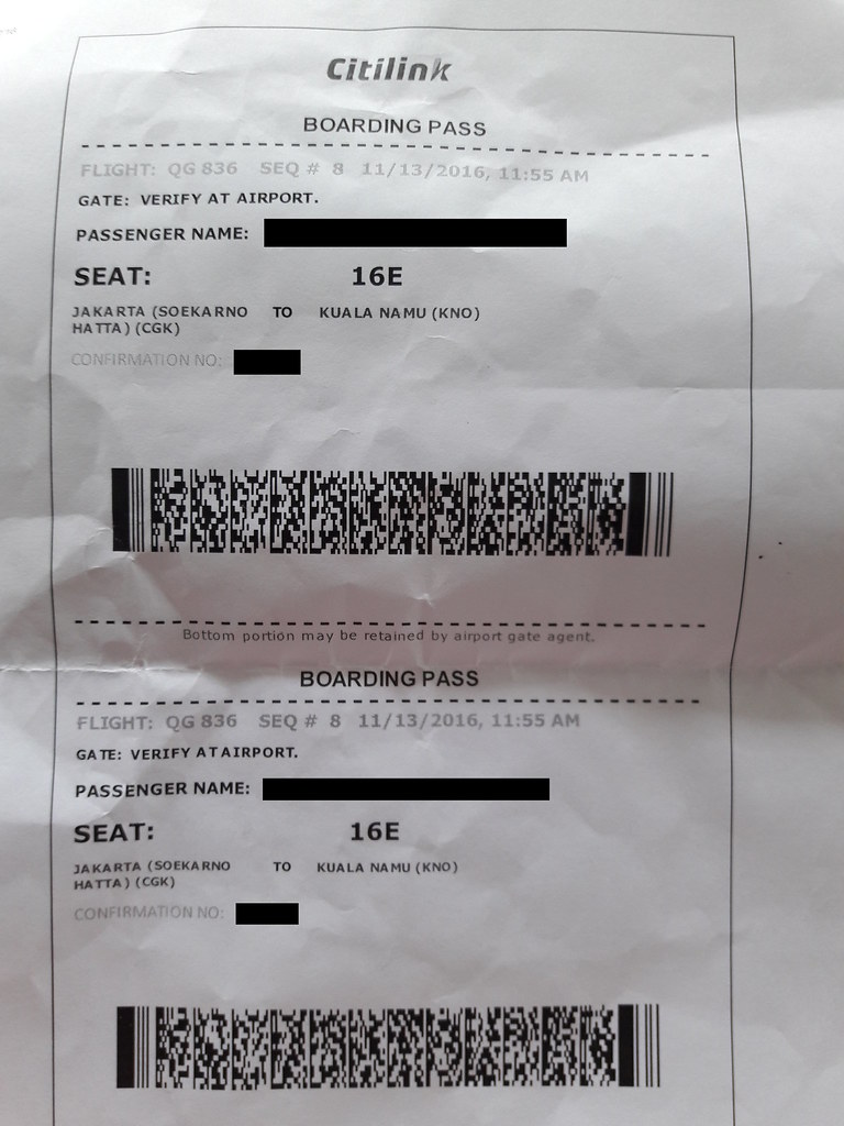 Review Of Citilink Indonesia Flight From Jakarta To Medan In Economy