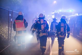 Alarmübung – Hochbau-Unfall in Reichenbach 22.11.16
