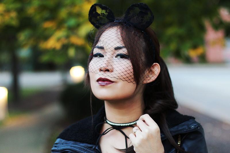 kitty-headband-fish-net-makeup-choker-7