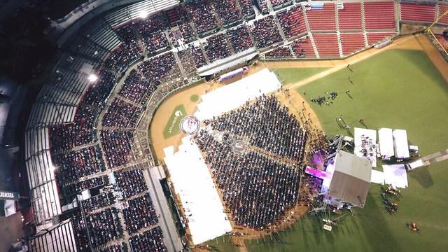 Estadio Gasmart de Tijuana