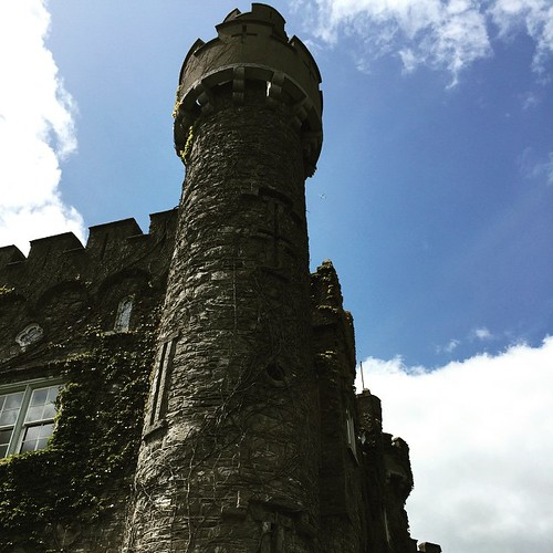 #LookingUp from #lutrellstowncastle on a #sunnydayInDublin. We'll be back here #Wednesday for #funandgames and #dinner with the team. #ireland #Dublin #workcanbefun #loveWhatYouDo #GothamChickInDublin #sightseeingInDublin #castle #castleindublin #beckha