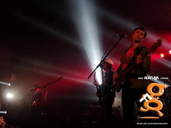 The Libertines - Guadalajara, Mex. (6 - Oct - 2016)