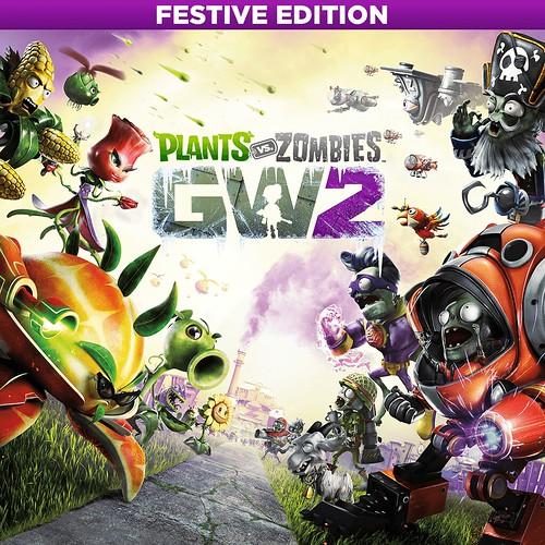 Plants vs. Zombies Garden Warfare 2 – Festive Edition