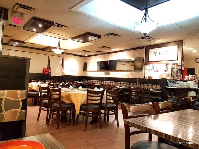 Hot Taste Restaurant interior