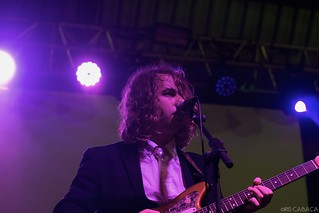 Kevin Morby @ Vodafone Mexefest 2016