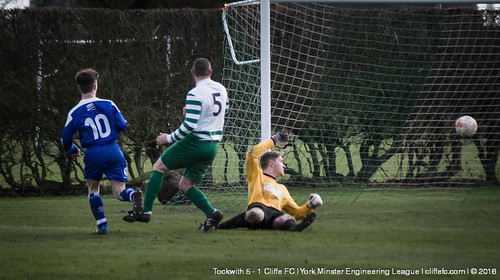 Cliffe FC vs. Tockwith 19Nov16