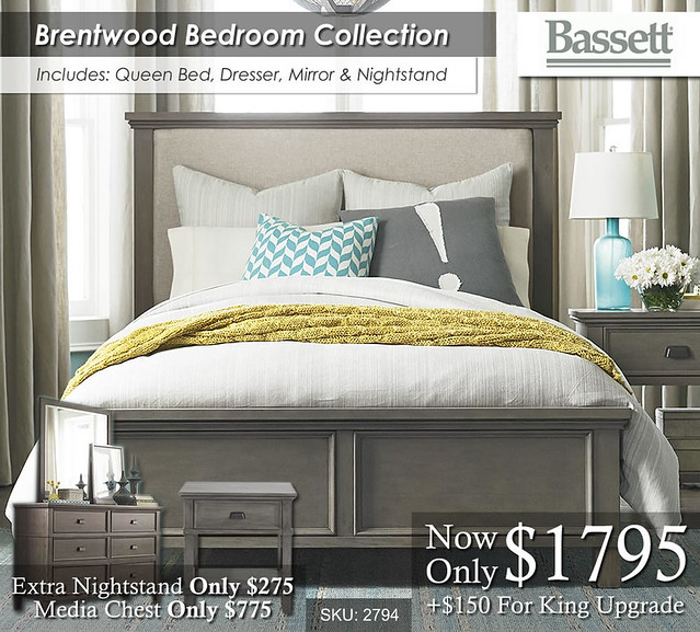 Brentwood Collection 2794-K158A-SU15