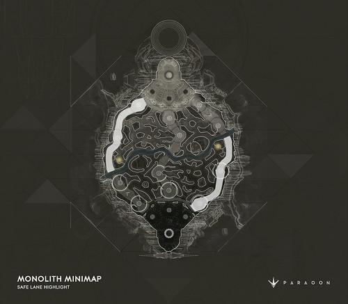 Paragon Monolith Map