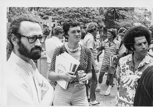 UH Beer Protest c.1971