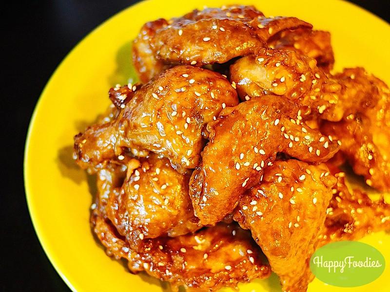 The YangNyum Oriental Sweet and Spicy Chicken