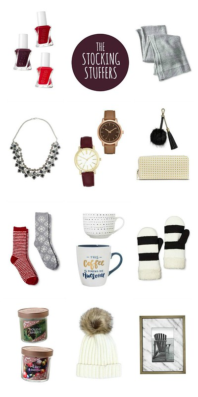 stocking stuffer under $25 gift guide 2016 | Style On Target blog