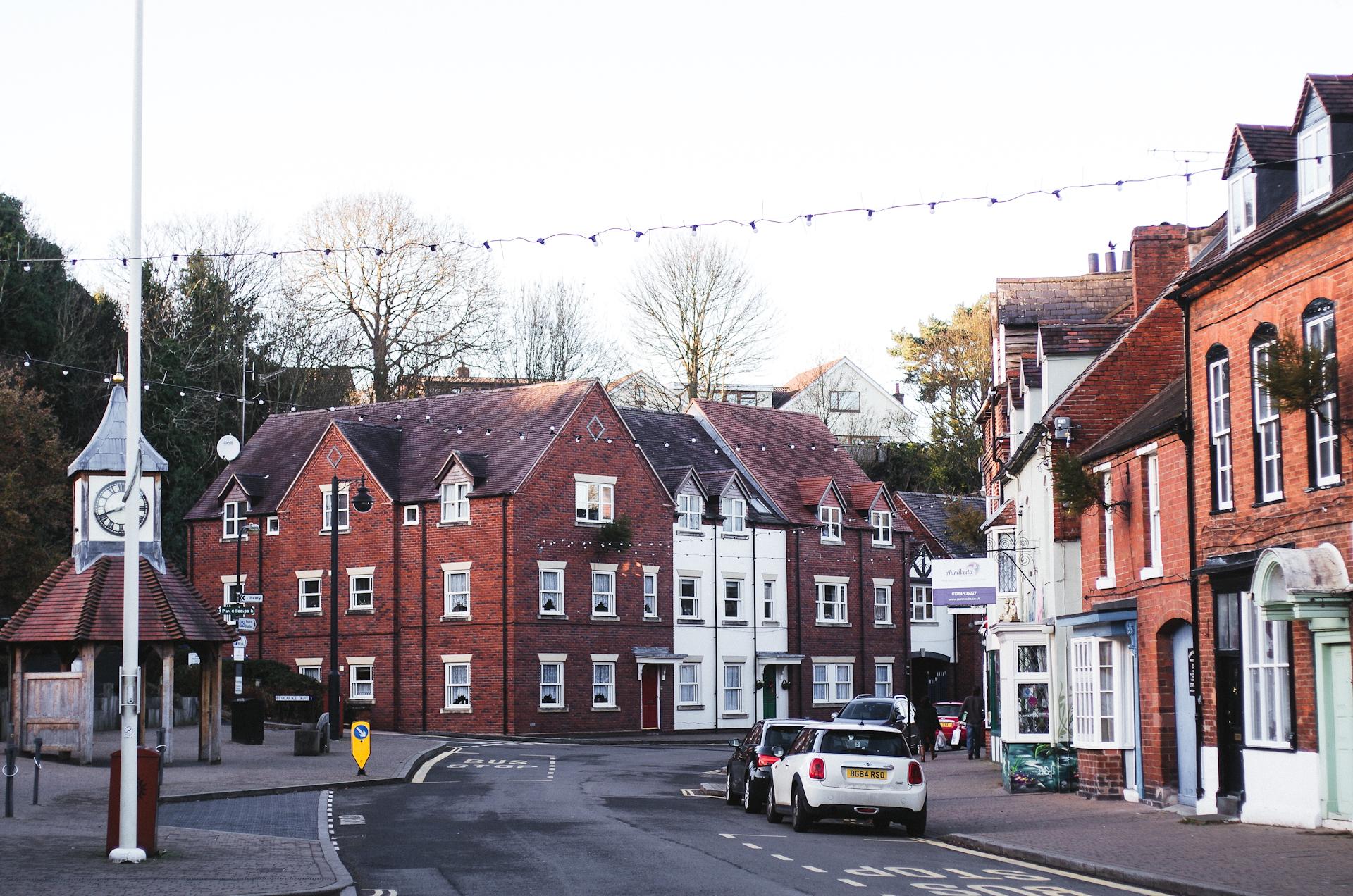 Kinver, England