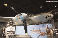 NL3JB 44-53097 - 422-8352 - USAAF - Lockheed P-38L Lightning - The Museum Of Flight - Seattle, Washington - 131021 - Steven Gray - IMG_3721