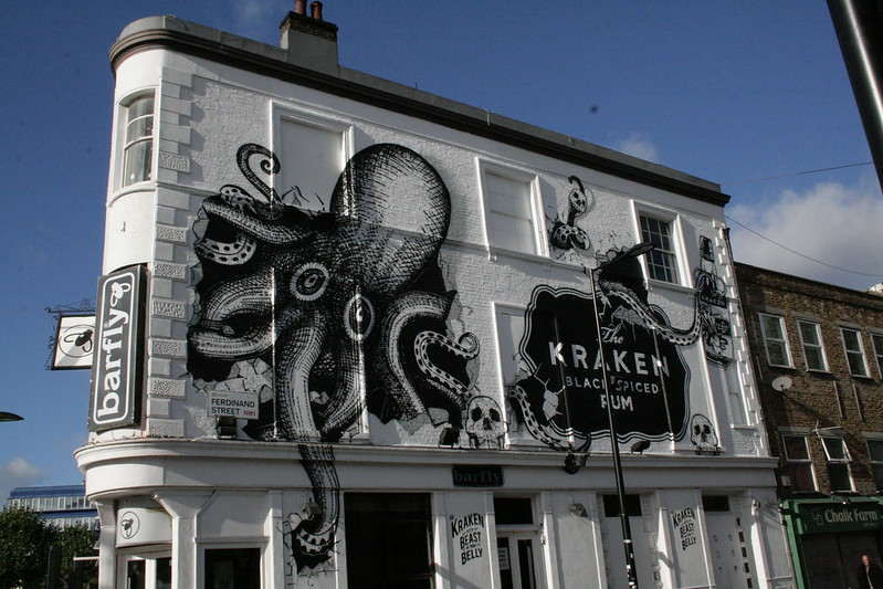 Façade du Barfly à Camden, Londres - Photo de Kylaborg @ Flickr