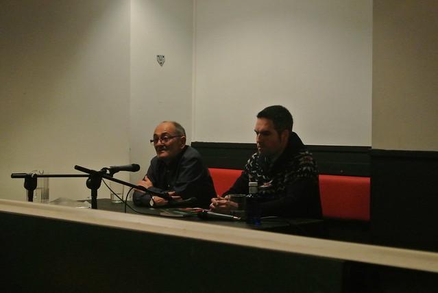 UKITX: Koldo Zuazo eta Urtzi Goiti