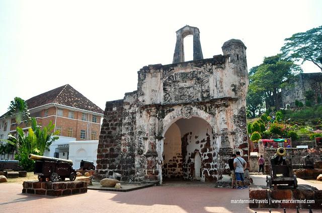 A Famosa Malacca