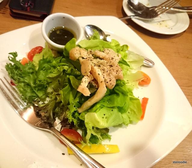 Tino's Chicken Hydroponic Salad