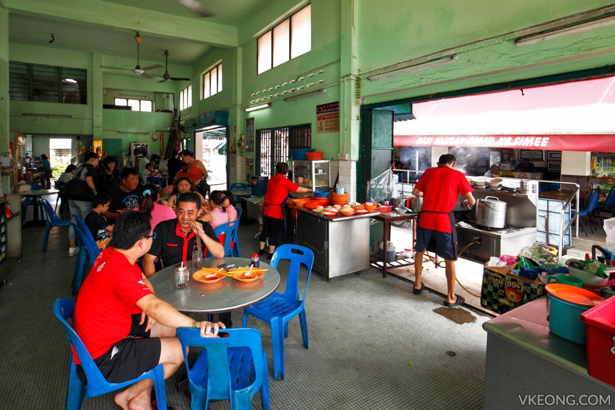 Fook Kee Fried Noodle Restoran Yu Yee