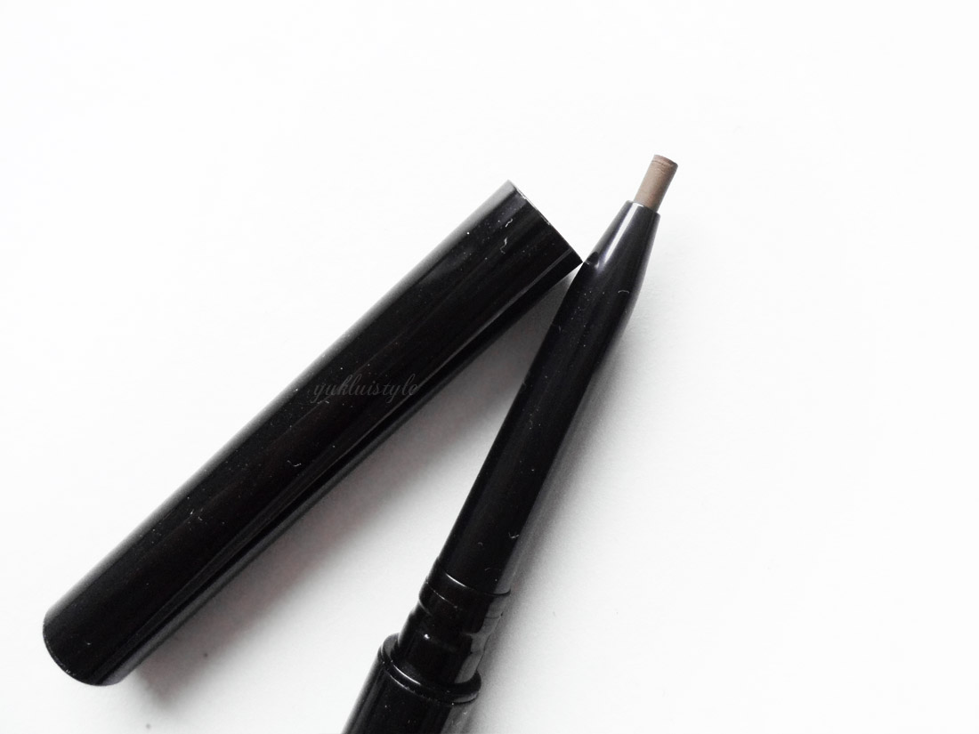 Shavata Defining Brow Pencil review and swatch