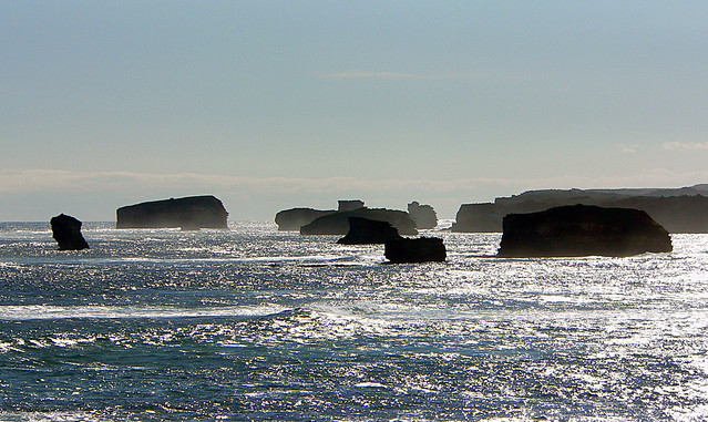 Bay of Martyrs.Victoria.Aust.